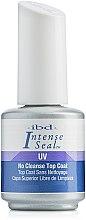 Voňavky, Parfémy, kozmetika Vrchný lak bez lepivej vrstvy na nechty - IBD Intense Seal UV No Cleanse Top Coat