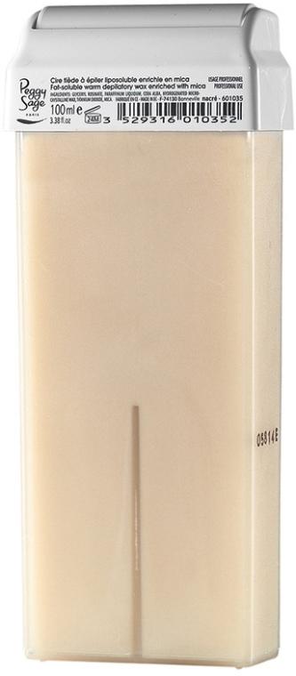 Kazeta s voskom pre teplú depiláciu - Peggy Sage Cartridge Of Fat-Soluble Warm Depilatory Wax Mica