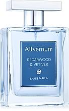 Voňavky, Parfémy, kozmetika Allvernum Cedarwood & Vetiver - Parfumovaná voda