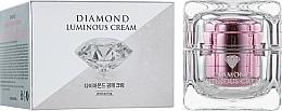 Voňavky, Parfémy, kozmetika Diamantový krém na tvár - Shangpree Brightening Diamond Luminous Cream Whitening