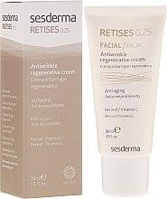 Voňavky, Parfémy, kozmetika Regeneračný krém proti vráskam pre zrelú pleť - SesDerma Laboratories Retises 0.25% Antiwrinkle Regenerative Cream