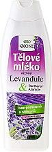 Voňavky, Parfémy, kozmetika Lotion na telo - Bione Cosmetics Lavender Body Lotion