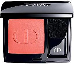 Voňavky, Parfémy, kozmetika Lícenka pre tvár - Dior Rouge Blush