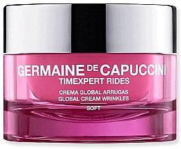 Voňavky, Parfémy, kozmetika Krém proti vráskam - Germaine de Capuccini TimExpert Rides Soft Global Cream Wrinkles