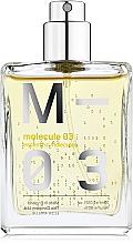 Voňavky, Parfémy, kozmetika Escentric Molecules Molecule 03 Travel Size - Parfumovaná voda
