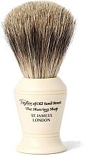 Voňavky, Parfémy, kozmetika Štetka na holenie, P374 - Taylor of Old Bond Street Shaving Brush Pure Badger size S