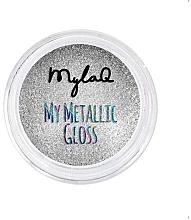 Voňavky, Parfémy, kozmetika Púder na nechty - MylaQ My Matellic Gloss