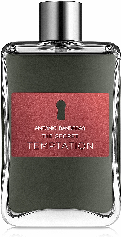 Antonio Banderas The Secret Temptation - Toaletná voda