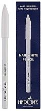 Voňavky, Parfémy, kozmetika Ceruzka na nechty - Herome Nail White Pencil