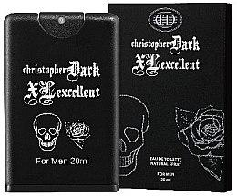 Voňavky, Parfémy, kozmetika Christopher Dark Men XL Excellent - Toaletná voda