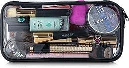 """Voňavky, Parfémy, kozmetika Kozmetická taška priehľadná """"Visible Bag"""" 25x12x8 (bez kozmetických prostriedkov) - MakeUp"""