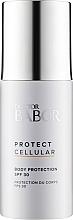 Voňavky, Parfémy, kozmetika Hydratačný lotion na telo s ochranou proti slnku - Doctor Babor Protect Cellular Body Protection SPF 30