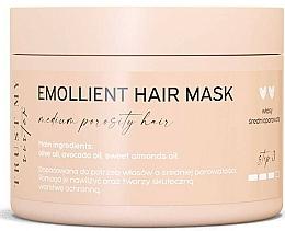 Voňavky, Parfémy, kozmetika Zjemňujúca maska na vlasy so strednou pórovitosťou - Trust My Sister Medium Porosity Hair Emollient Mask