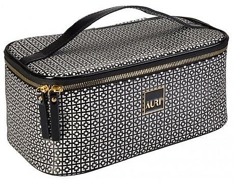 Kozmetická taška - Auri Simple Black & White