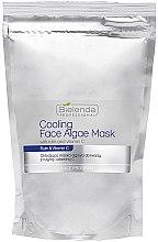 Voňavky, Parfémy, kozmetika Alginátová maska na tvár s rutínom a vitamínom C - Bielenda Professional Cooling Face Algae Mask (rezervný blok)