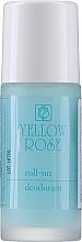 Voňavky, Parfémy, kozmetika Pánsky guľvôčkový dezodorant - Yellow Rose Deodorant Blue Roll-On