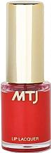 Voňavky, Parfémy, kozmetika Lak na pery - MTJ Cosmetics Liquid Lip Lacquer Effect 6H