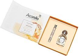 Voňavky, Parfémy, kozmetika Acorelle Fleur de Vainilla - Sada (edp/50ml + parfum/roll-on/10ml)