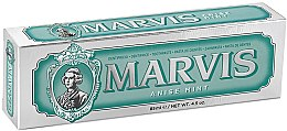 """Zubná pasta """"Aníz a mäta"""" - Marvis Anise Mint — Obrázky N2"""