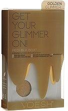 Voňavky, Parfémy, kozmetika Sada na pedikúru - Voesh Deluxe Golden Glimmer Pedi In A Box 5 in 1