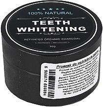 Voňavky, Parfémy, kozmetika Bieliaci zubný prášok s aktívnym uhlím - Biomika Natural Teeth Powder