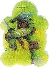 """Voňavky, Parfémy, kozmetika Detská špongia do kúpeľa """"Korytnačky ninja"""" Leonardo 2 - Suavipiel Turtles Bath Sponge"""