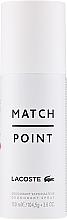 Voňavky, Parfémy, kozmetika Lacoste Match Point - Dezodorant