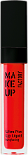 Voňavky, Parfémy, kozmetika Matný leskový fluid na pery - Make up Factory Ultra Mat Lip Liquid