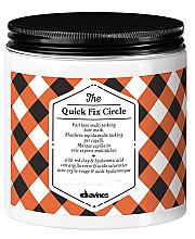 Voňavky, Parfémy, kozmetika Maska na okamžitú hydratáciu a vyhladenie štruktúry vlasov - Davines Quick Fix Circle Hair Mask