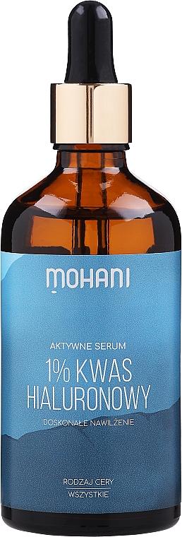Kyselina hyalurónová gél 1% - Mohani Hyaluronic Acid Gel 1%