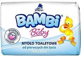 Voňavky, Parfémy, kozmetika Detské mydlo - Bambi Baby