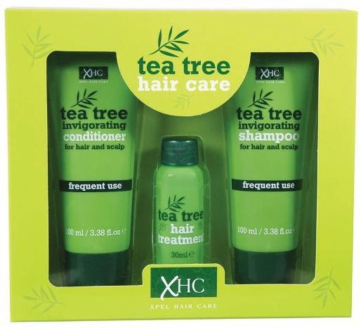 Sada - Xpel Marketing Ltd Tea Tree Invigorating (shm/100 ml + cond/100 ml + ser/30 ml)