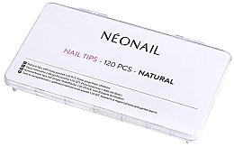 Voňavky, Parfémy, kozmetika Prírodné tipy - NeoNail Professional Nail Tips Natural