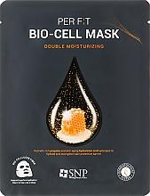 Voňavky, Parfémy, kozmetika Biocelulózová maska s propolisovým extraktom - SNP Double Moisturizing Bio-Cell Mask