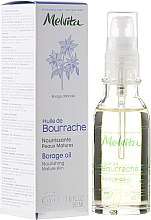 """Voňavky, Parfémy, kozmetika Olej na tvár """"Borage Pharmaceutical"""" - Melvita Huiles De Beaute Borage Oil"""