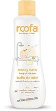 Voňavky, Parfémy, kozmetika Gél s medom do kúpeľa - Roofa Honey Bath Gel