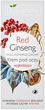 Voňavky, Parfémy, kozmetika Krém na oči s červeným ženšenom - Bielenda Red Ginseng