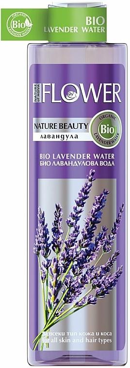 Levanduľová voda s hydratačným účinkom - Nature of Agiva Organic Lavender Water