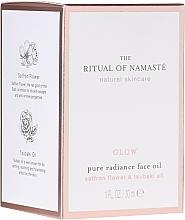Voňavky, Parfémy, kozmetika Regeneračný olej na tvár - Rituals The Ritual Of Namaste Glow Anti-Aging Face Oil