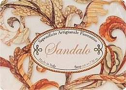 "Voňavky, Parfémy, kozmetika Toaletné mydlo ""Stolička"" - Saponificio Artigianale Sandalwood"