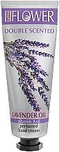 Voňavky, Parfémy, kozmetika Parfumovaný krém na ruky - Nature of Agiva Flower Lavender Oil Hand Cream