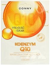 """Voňavky, Parfémy, kozmetika Maska pre tvár """"Koenzým Q10"""" - Conny Q10 Essence Mask"""