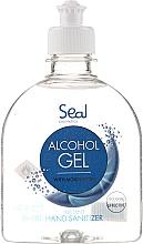 Voňavky, Parfémy, kozmetika Dezinfekčný gél na ruky - Seal Cosmetics Alcohol Gel Hand Sanitizer