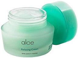 Voňavky, Parfémy, kozmetika Upokojujúce krém na tvár s extraktom šťavy z aloe vera - It's Skin Aloe Relaxing Cream