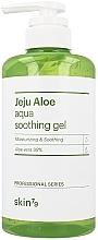 Voňavky, Parfémy, kozmetika Upokojujúci gél na tvár, telo a vlasy - Skin79 Jeju Aloe Aqua Soothing Gel