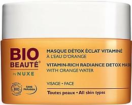 Voňavky, Parfémy, kozmetika Detoxikačná maska na tvár s pomarančovou vodou - Nuxe Bio Beaute Vitamin Rich Detox Mask