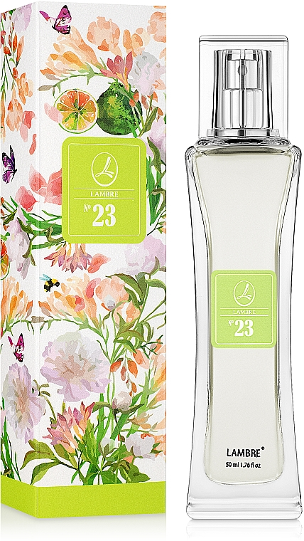 Lambre № 23 - Parfumovaná voda — Obrázky N2