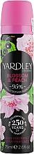 Voňavky, Parfémy, kozmetika Dezodorant - Yardley Blossom & Peach Body Fragrance