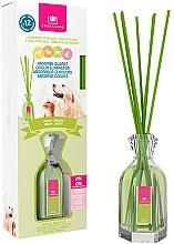 """Voňavky, Parfémy, kozmetika Aroma difuzér z vône domácich miláčikov """"Garden"""" - Cristalinas Reed Diffuser"""