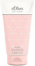 Voňavky, Parfémy, kozmetika S.Oliver So Pure Women - Sprchový gél